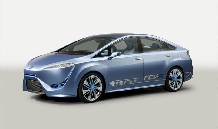 Will this Toyota do for hydrogen what the Prius did for hybrids?