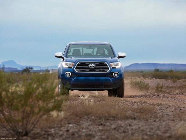 Toyota's redesigned 2016 Tacoma cuts low-end model variants and will start at $22,200