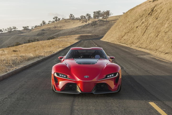 Bmw And Toyota Hybrid Sports Car Plans Move Ahead Ft 1 Concept Feature