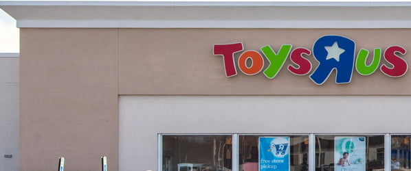 Toys R Us may close all 800 stores  within the UniteD States