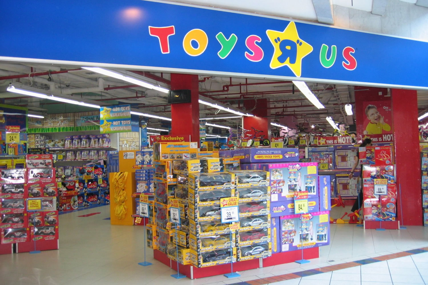 Toys R Us Reportedly Will Close All 800 Stores Within The United