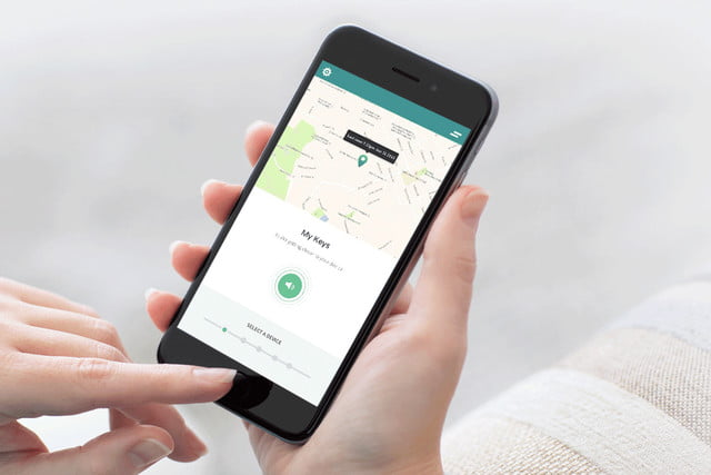 the trackr atlas helps finds lost items in your house 3