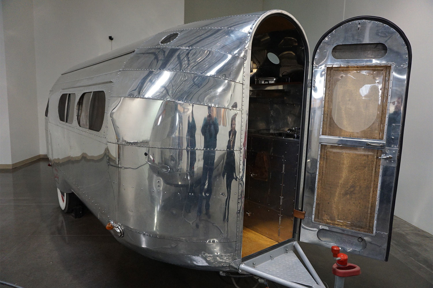 Vintage Trailers Are Back In Style Trailer Open