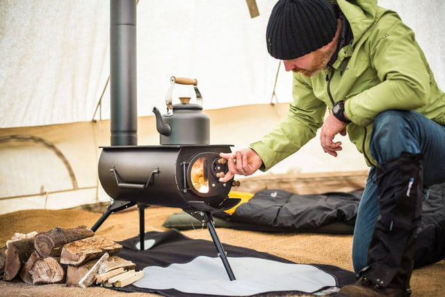 flipping through the manual cast iron cooking a portable wood stove trekking  frontier plus is we ve been waiting for