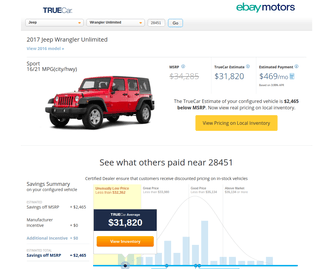 eBay Motors improves look, adds services in bid to be your ...