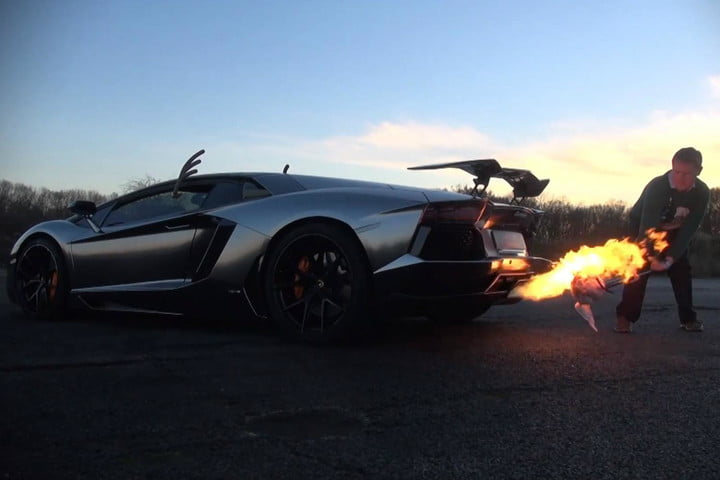 Sell Oven Buy Lamborghini Apparently Can Use Cook Turkey Lambo