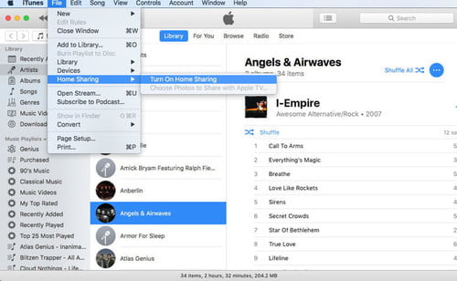 How to Share Your iTunes Library | Digital Trends