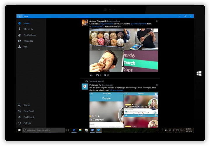 Image result for Windows 10 dark theme