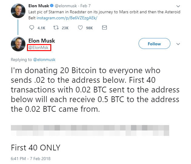 New Bitcoin Scam Uses Nigerian Prince Technique on Twitter | Digital