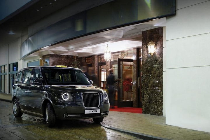 How The London Taxi Company Is Bringing Black Cab Into 21st Century
