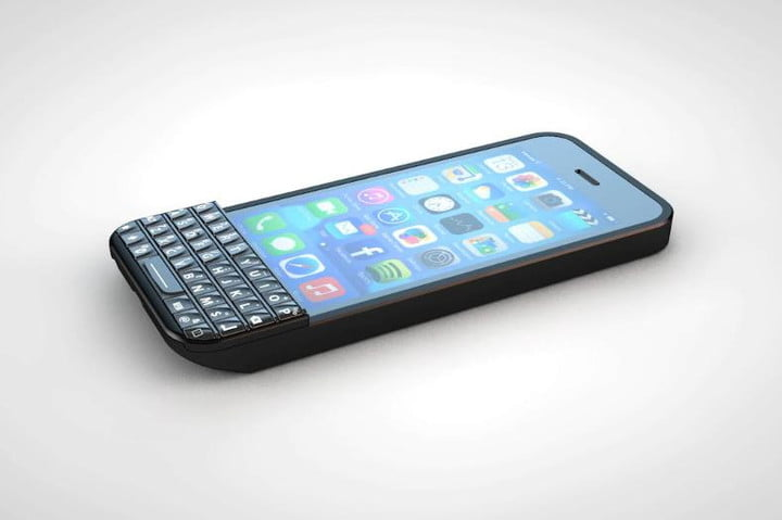 Ryan Seacrest brings BlackBerry-style typing to iPhone with his Typo Keyboard