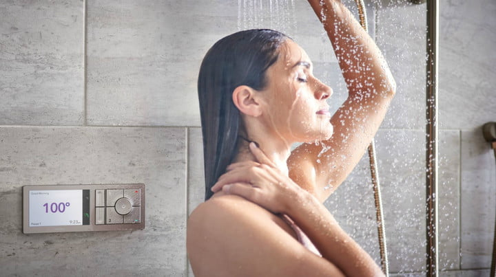 consumers want alexa in bathroom u by moen shower system