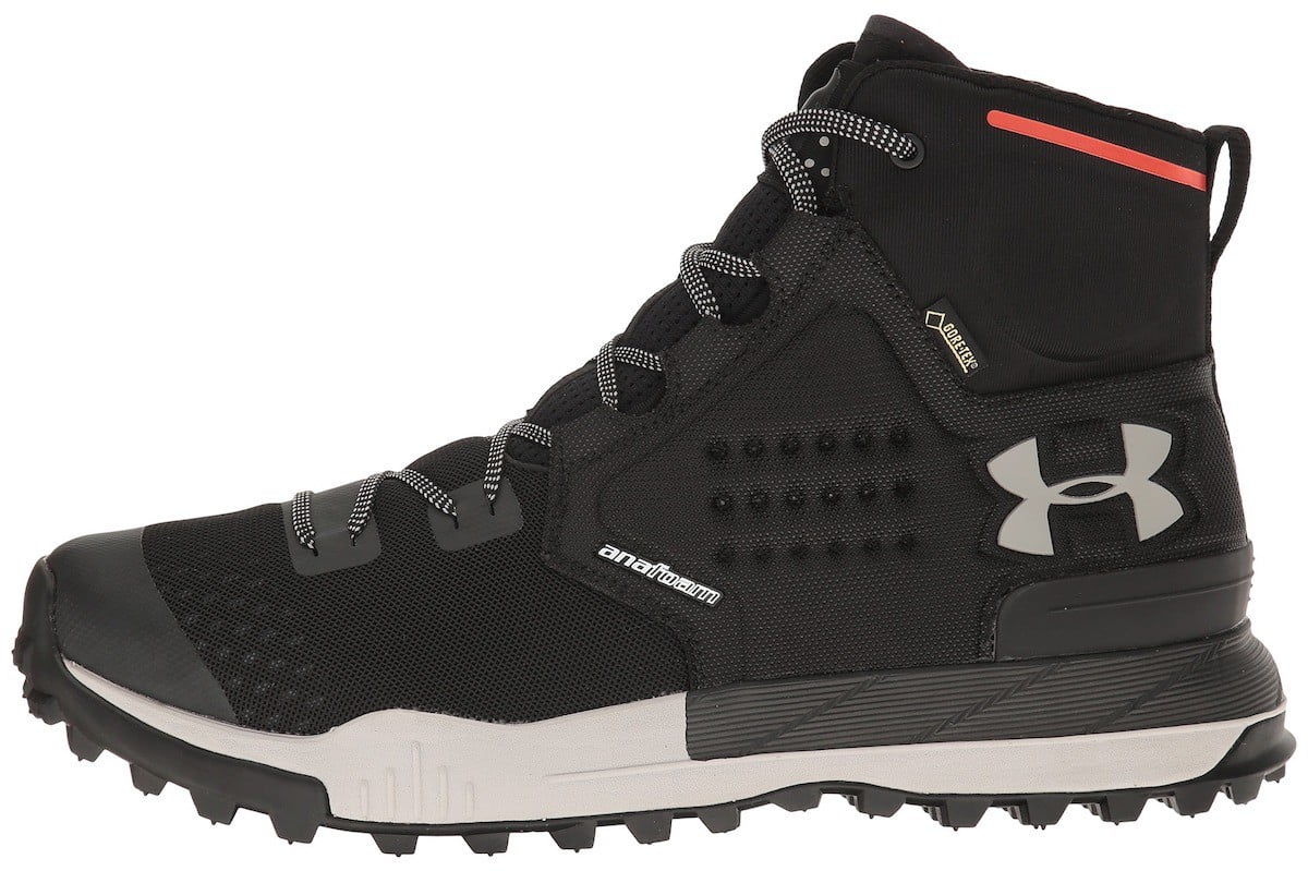Under Armour's new hiking boots have the soul of a basketball shoe