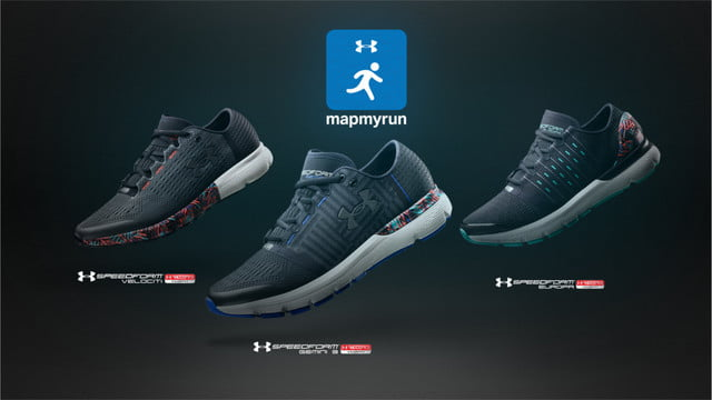 under armour smart running shoes ua record 1