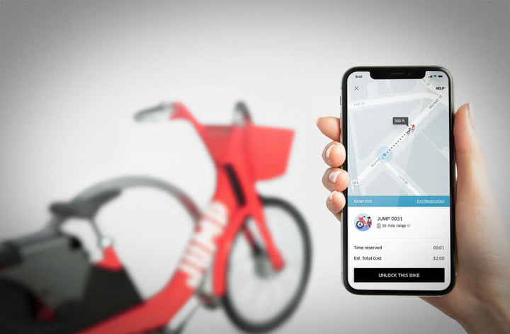 Uber is getting into the bike-sharing game