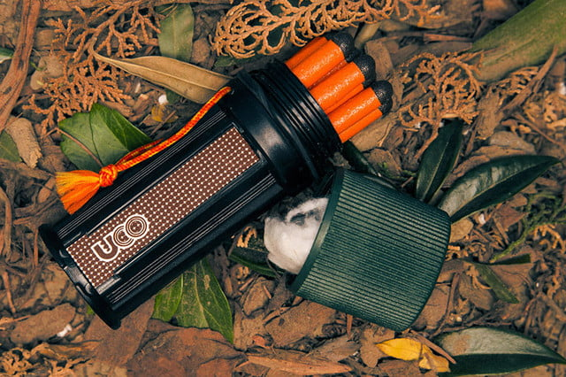 best gadgets and gear for winter camping uco titan stormproof match kit  10