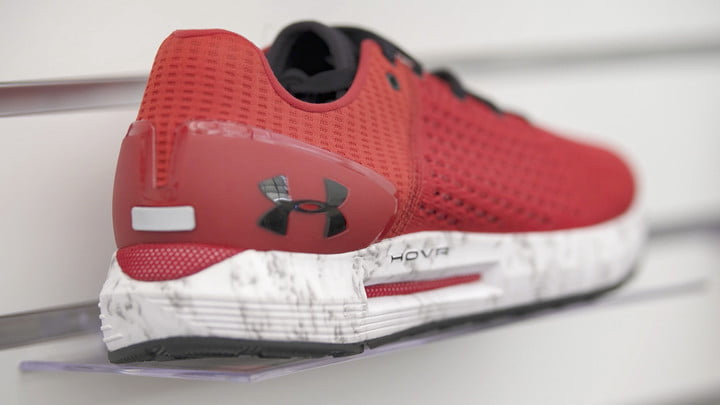 Under Armour Unveils its Innovative New Hovr Line of Footwear