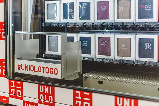 A Vending Machine Selling Clothes Is Uniqlo's Next Big ...