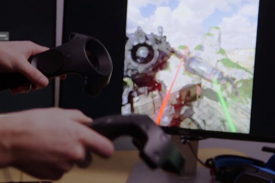 Unreal Engine Getting VR Editor Support Soon | Digital Trends