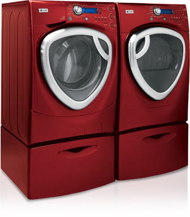 GE Profile Frontload Washer and Dryer Digital Trends
