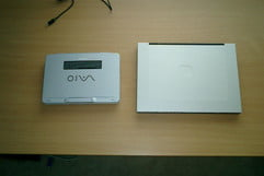 Sony VAIO TR1A Review