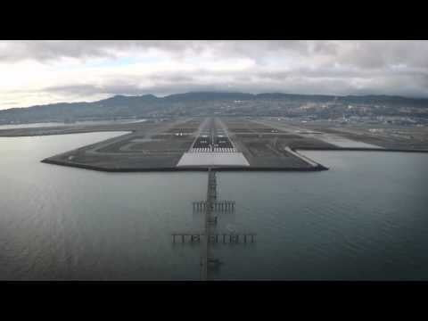 QF 73 lands in San Francisco