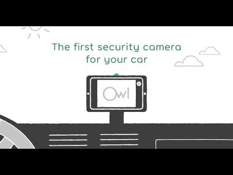 Meet Owl, the first security camera for your car