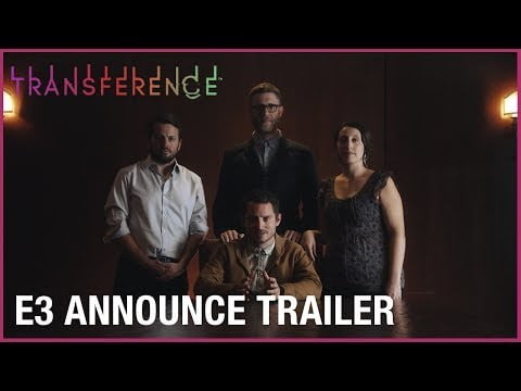 Transference: E3 2017 Official Announcement Trailer | Ubisoft [US]