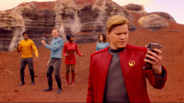 best black mirror episodes uss callister
