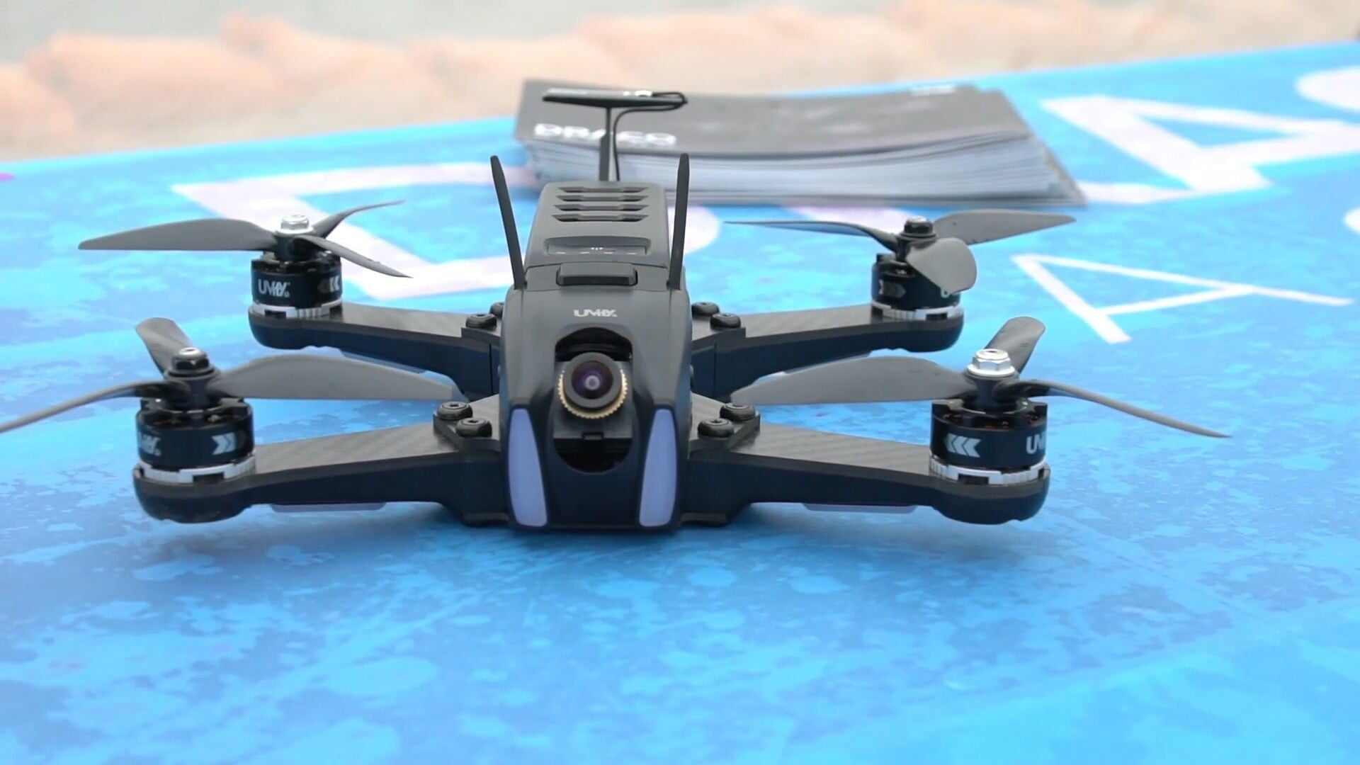 A New Compact Drone from UVify Lets Anyone Control the Skies