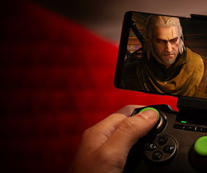 Play 'The Witcher 3' on your smartphone with Steam's free Android app