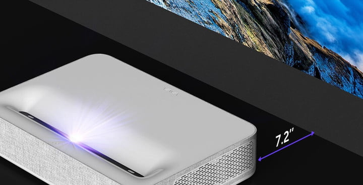 Vava's 4K laser projector delivers 150 inches of cinema-grade video for under $4K