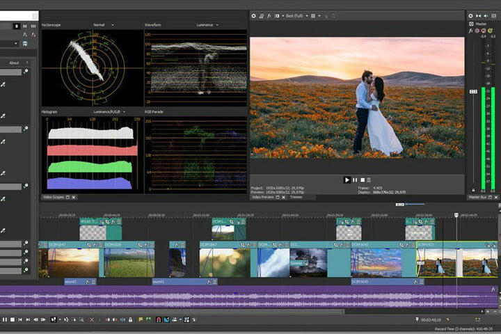 The best video-editing software