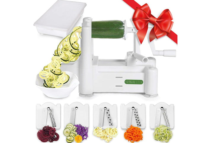 gift ideas for coworker that they will actually want vegetable pasta maker