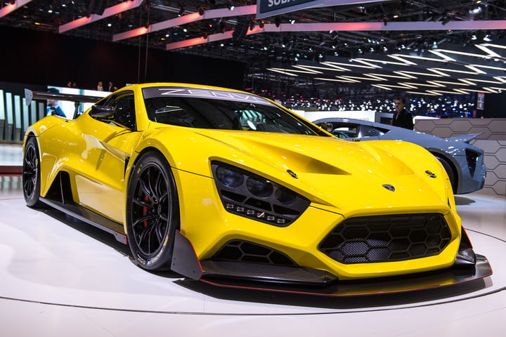 Zenvo is bringing a 250-mph, 10th-anniversary TS1 supercar to Geneva