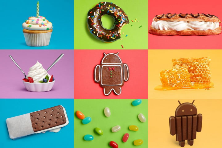 Happy 8th Birthday Android Take A Look At Googles Cake Digital