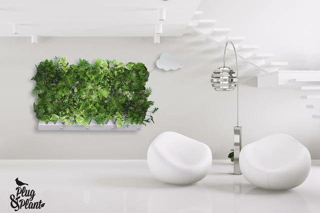 plug and plant is an easy to grow vertical garden green 0014