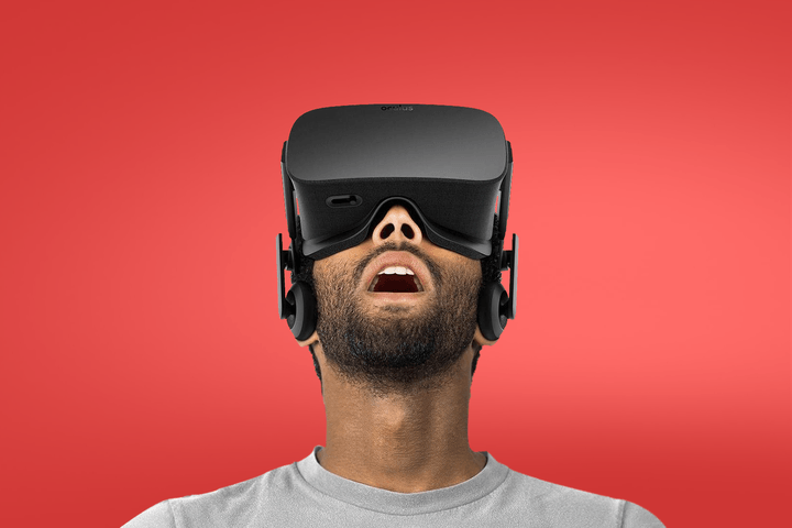 Virtual reality porn is here