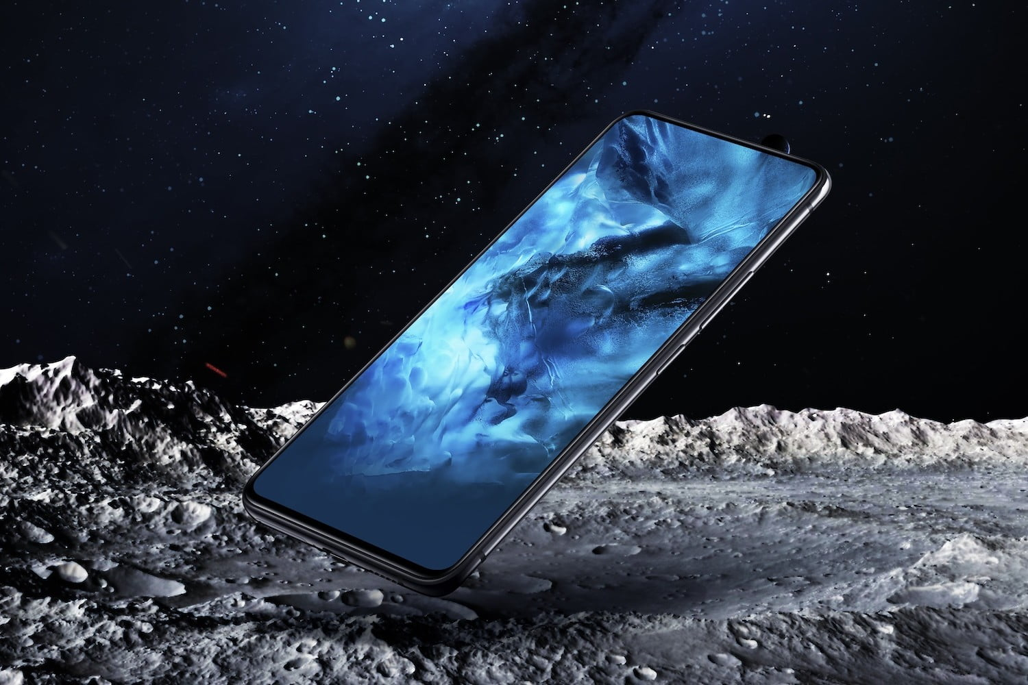 The Space Age Vivo Nex Is S Most Exciting Smartphone Yet Digital Trends