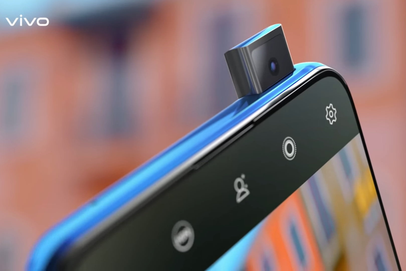pop up camera smartphone