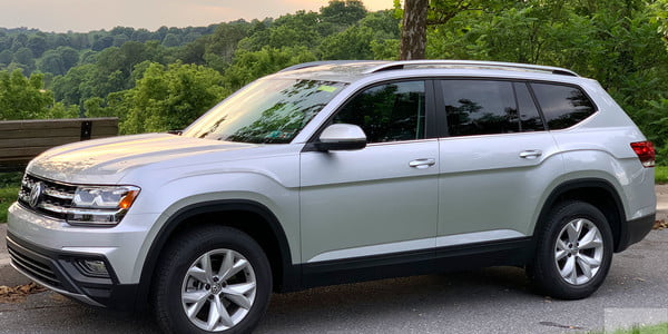 2018 VW Atlas R-Line: Styling, Interior, Arrival >> 2019 Volkswagen Atlas Review Finally A Properly