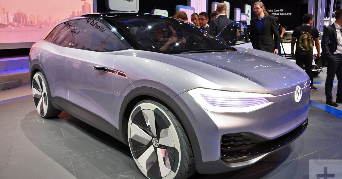 volkswagen i d  crozz concept goes into production in 2019