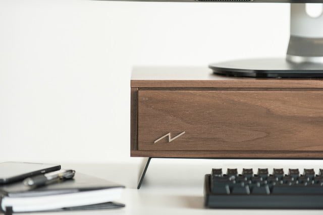 volta v is a sustainable long lasting handcrafted wood pc case 1