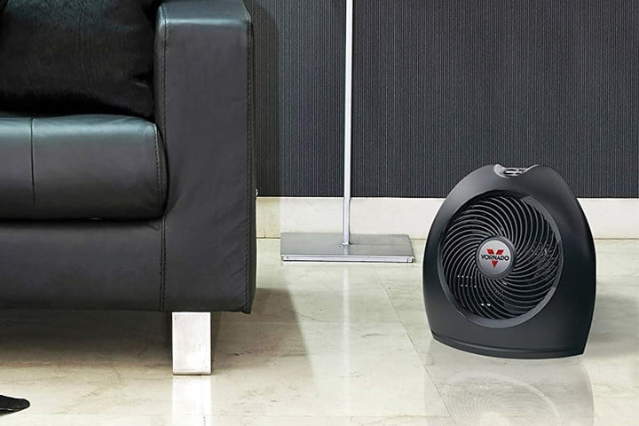 best energy efficient space heaters vornado