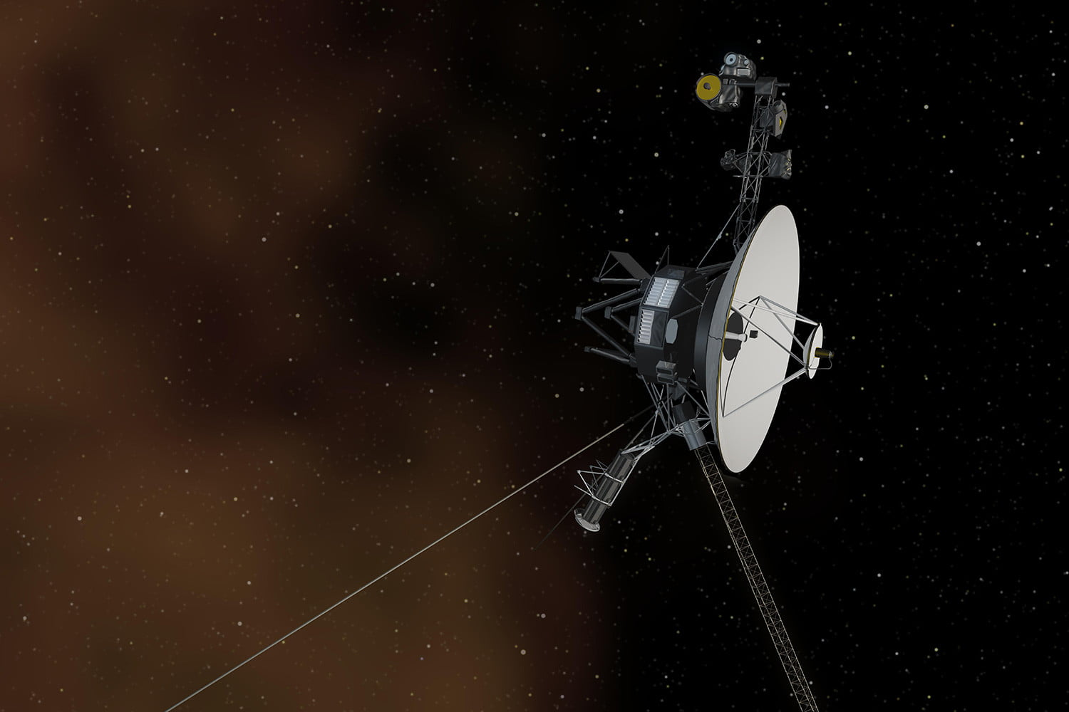 Voyager 1 Spacecraft Data Translated into a Musical Score ...