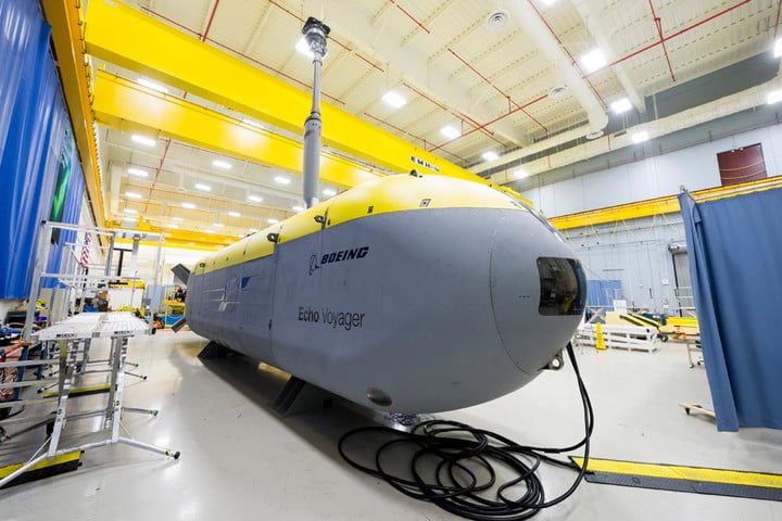 Boeing's new submarine drone can traverse 7,500 miles in a single charge