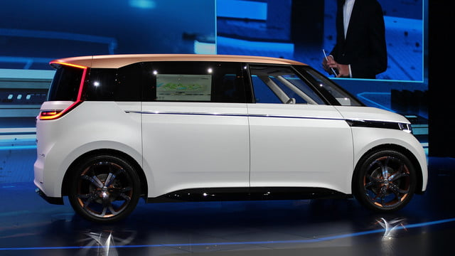 CES Stole The Wind From The Detroit Auto Shows Sails Digital Trends - Vw car show las vegas