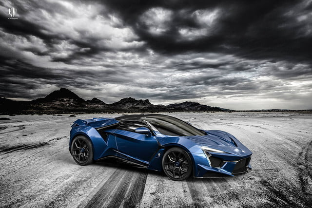 w motors is back with another extreme supercar the fenyr supersport 007