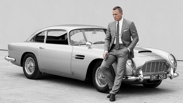 The Most Incredible James Bond Cars of All-Time