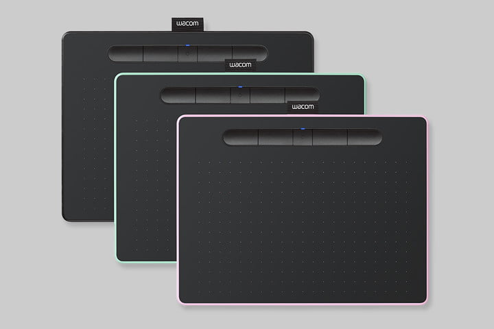Wacom's new Intuos pen tablets are a light, cheap entry into photo editing